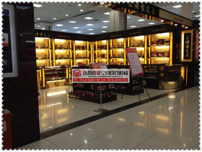 商业展示柜里有机玻璃的保养常识